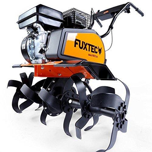 fuxtec ackerfraese traktorfraese fraese heck bodenfraese traktor - FUXTEC Ackerfräse Traktorfräse Fräse Heck- Bodenfräse Traktor