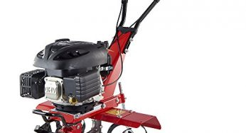 2-Takt Benzin Motorhacke Gartenfräse Hackfräse Bodenhacke Motorfräse