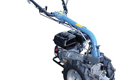 Guede 95180 GME 65 PS Motoreinachser 65 PS 196 cm³ 500x330 - Güde 95180 GME 6,5 PS Motoreinachser (6,5 PS, 196 cm³, 4 Gänge, Luftbereifte Räder)