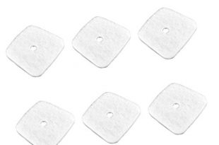 6 Stück Luftfilter Für Mantis 7222E 7222M 7230 7240 7924 Tiller/Cultivator